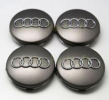 4  Cache Jante moyeux Centre roue Audi A3 A4 RS4 A5 A6 A8 TT - 4B0 601 170 60mm