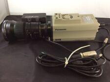 Panasonic Aw-E860N 3Ccd Color Camera Fujinon A16X9.5Bmd-D Zoom Lens