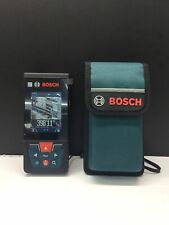Bosch GLM400C Blaze Bluetooth Laser Measure 400ft w/Camera Viewfinder New Other