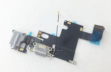 "5x Apple iPhone 6G 4.7"" USB Charging Dock Port Connector Flex Cable Dark Gray"