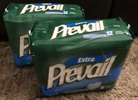 Prevail Adult Underwear Extra Absorbency 2X-Large Multi-Pack 2 Pkgs (24 Ct) New