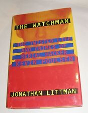 THE WATCHMAN The Twisted Life and Crimes of Serial Hacker Kevin Poulsen 1st 1st
