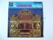 LP-The limonaire 1900 pipe organ   Lp
