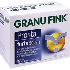 GRANU FINK Prosta forte 500 mg Hartkapseln 140 St PZN 10011938