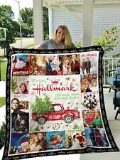 This Is My Hallmark Christmas Movie Watching Plush Fleece Blanket Gift