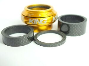 Carbon cycle stem steerer spacer headset washer 28.6mm 1,1/8, 3 pcs 20, 10, 5mm