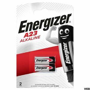 Alkaline-Batterien 23A 12V 2-Blister
