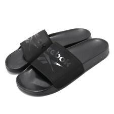 Reebok RBK Fulgere Slide Black Grey Men Sports Sandals Slides Slippers CN6467