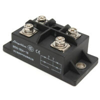 Black MDQ-150A Monofase Diodo Bridge Rectifier 150A Amp Power 1600V