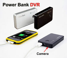 Spy 720P HD Hidden Mobile Power Bank Camera Motion Detection Video Recorders Cam