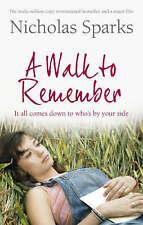 A Walk to Remember by Nicholas Sparks Medium Paperback 20% Bulk Book Discount