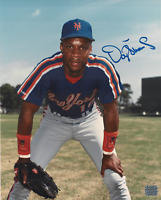 Darryl Strawberry signed autographed 8x10 photo! RARE! AMCo Authenticated!