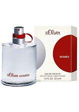 s.Oliver WOMAN Eau de Toilette EdT 30 ml 1.0floz Natural Spray Parfum