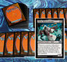 mtg BLACK SHIREI COMMANDER EDH DECK Magic the Gathering isareth bontu rare cards