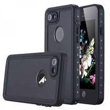 Coque Waterproof pour iphone 7/8 en Noir