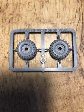 40K Vélo Chaos Marines Biker tronc//Patins//Head Set-Bits