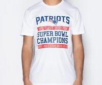 New Era -NFL New England Patriots Neu T-Shirt Gr M