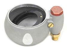 """Bean Pot"" FLOAT BOWL Schebler type for Harley Linkert WR & Flathead Carburetors"