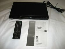 Used SONY CD DVD Player DVP-SR200P, includes User manual & remote w/warranty