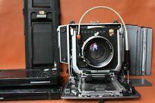 LINHOF TECHNIKA  Master & PLANAR 135 mm 1:3.5 & accessories