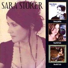 Sara Storer - Chasing Buffalo/Beautiful Circle/Firefly 3CD 2011 NEW & SEALED
