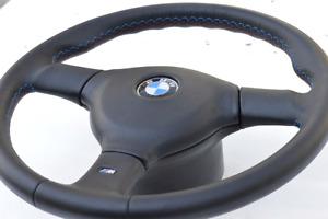 Steering wheel M5 E34 E24 E30 E28 E32 BMW technic 2 INDIVIDUAL full leather