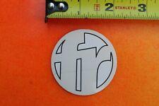 Fr Rollerblade Speed Wheels Skates Blades White Vintage Inline Skating Sticker