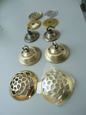Lamp vase caps/ceiling plates etc