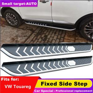 fits for VW Volkswagen Touareg 2019-2022 nerf bar Side Step Running Board