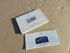 2000 Mercedes W202 C-Class Owners Manual