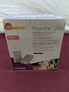 Netgear Powerline 1200 brand new
