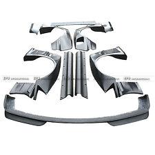 Pop Full Wide Body Kits For BMW E36 Rock-Buny FRP(Font Lip,Fender,skirt,spoiler)