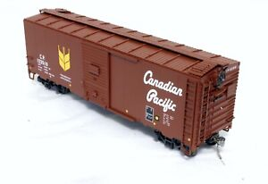 MTH 40 Ft. Boxcar - Canadian Pacific - O Scale, 2-rail