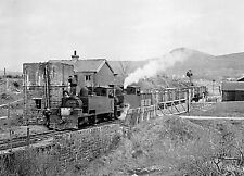 Irish Narrow Gauge 10 Black+White Photo Prints BW1