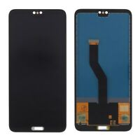 LCD Screen and Digitizer Assembly (TFT Version) for Huawei P20 Pro - Black