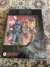 Star Wars: the Black Series Heavy Infantry Mandalorian