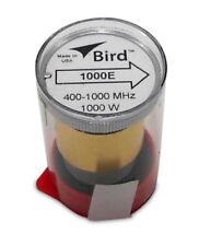 Bird 43 Wattmeter Element 1000E 400-1000 Mhz 1000 Watts (New)