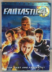 Fantastic Four (DVD, 2009, Widescreen Movie Cash)