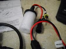 NOS Xentec HID Zenon 35W Conversion Kit H7/H9 #17020