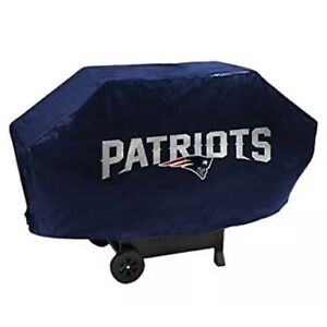 NFL New England Patriots Economy Barbeque BBQ Grill Cover