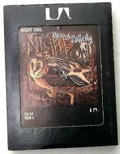 Gerry Rafferty Night Owl -8 Track-United Artist UA-EA 958-1 Vintage Rock