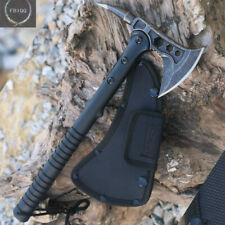 Tactical Axe Tomahawk Army Outdoor Hunting Camping Survival Machete Quality Axes