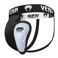 Venum Challenger Groin Guard and Support Boxing Muay Thai MMA Protection Cup