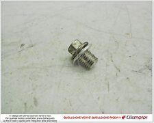 TAPPO DRENAGGIO SPURGO OLIO MOTORE original for HONDA FORZA 250 ANNO 2005