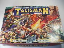 Talisman Third Edition W/Expansions The City, Dragons tower and Dungeon of Doom.