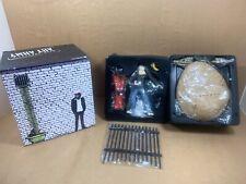 Rare Banksy Art Army Vinyl Toy Medicom Leavitt Kaws Invader Dismaland - Limited