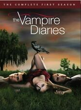 The Vampire Diaries: The Complete First Season (DVD, 2010)