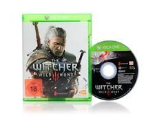 Xbox One Spiel THE WITCHER 3 -Wild Hunt- Action-Adventure USK18 DEUTSCH G