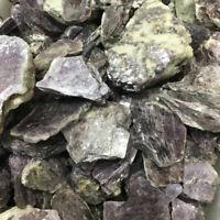 1/2LB Lepidolite Collection Layered Lavender Lithium Mica Crystal Stone Bulk Lot