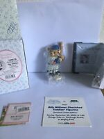 SIGNED Cherished Teddies Chicago Cubs Billy Williams 2002  #109679